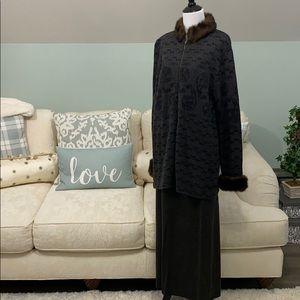 Mimi Maternity 2 Piece Sweater Set